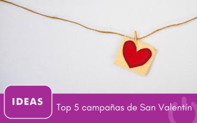 5 Campañas de San Valentín que nos enamoraron en 2018