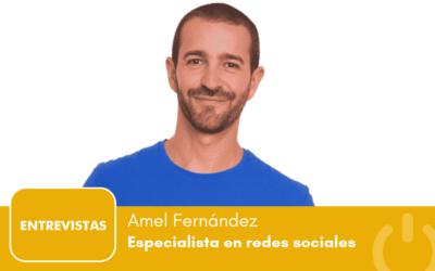 """Amel Fernández: """"El 95% de las empresas no tiene planificación estratégica en redes sociales"""""""
