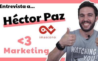 Entrevista a Héctor Paz de Imascono