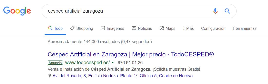 Hacer publicidad en Google