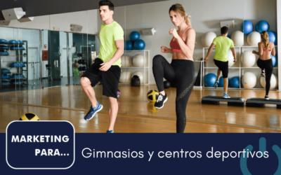 Publicidad para gimnasios: ideas de marketing para centros deportivos