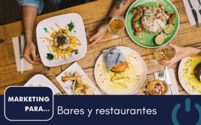 Publicidad para bares y restaurantes. Consigue clientes fácil y rápido