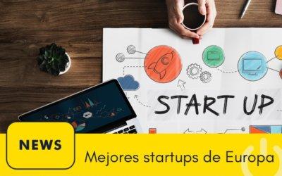 Mejores startups de marketing y publicidad de Europa