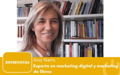 """Ana Nieto: """"el reto del diseño web es captar la atención del visitante"""""""