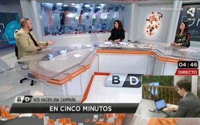 Aragón TV entrevista a ONiAd por su expansión internacional de la mano de Google