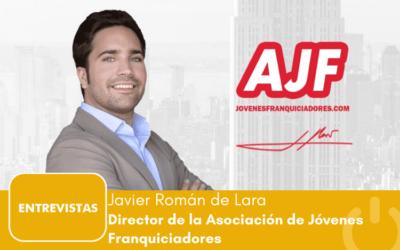 """Javier R. de Lara: """"el sector franquicia es el trampolín perfecto para hacer los sueños realidad"""""""