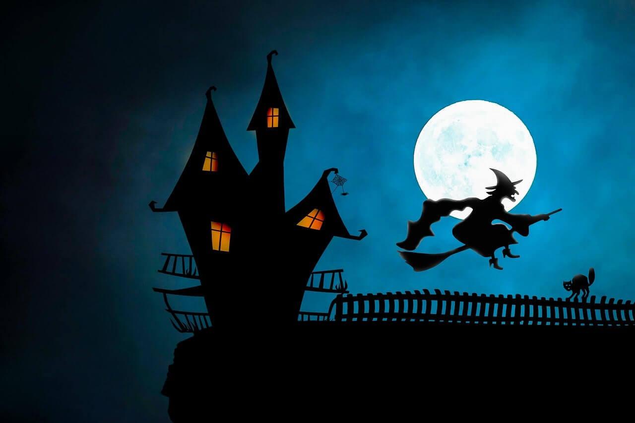 halloween publicidad