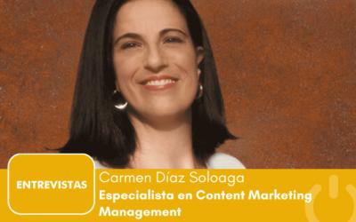 """Carmen Díaz Soloaga: """"Si no te encuentran en Google es como si no existieras"""""""