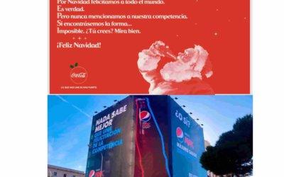 Coca Cola y Pepsi, ¿campaña de Navidad pactada de antemano?