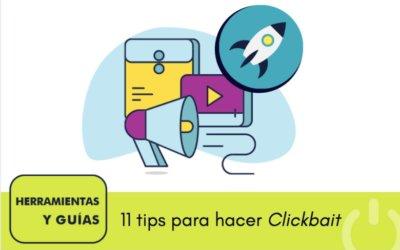 Cómo hacer clickbait: 11 trucos INFALIBLES para conseguir clics