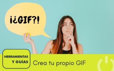 Crea tus propios GIFs
