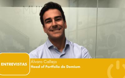 """Álvaro Callejo: """"Hemos aprendido a eliminar riesgos y así hemos aumentado el ratio de supervivencia de una startup del 30% al 70%"""""""