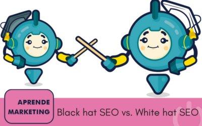 ¿Qué diferencias existen entre el Black Hat SEO y el White Hat SEO?