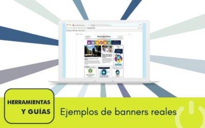 5 ejemplos de banners publicitarios