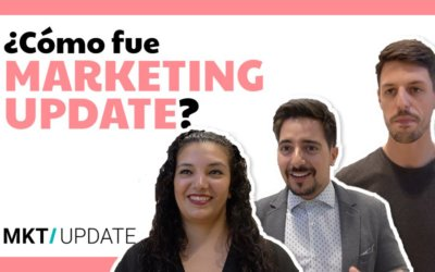 MKT Update: Evento de marketing y publicidad digital