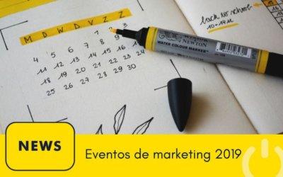 Eventos de marketing que no te puedes perder el próximo trimestre