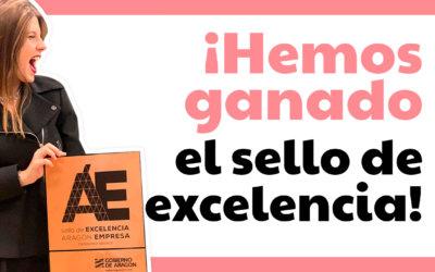 Modelo EFQM de Excelencia empresarial – ¡Ganamos el Sello a la Excelencia!