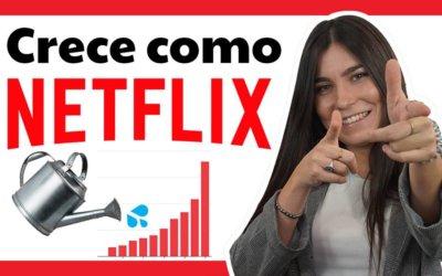 El éxito de Netflix – Aplica su estrategia de marketing en tu negocio