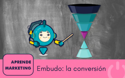 La fase de conversión del embudo de marketing