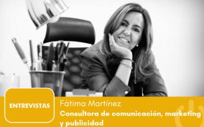"""Fátima Martínez: """"Google me encontró gracias al posicionamiento de mi nombre y marca"""""""