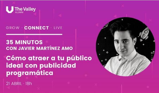 Javier martinez programatica the valley