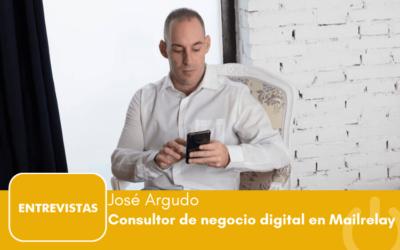 """José Argudo: """"sobreestimar el producto y subestimar la inversión en marketing es el fallo de las startups"""""""