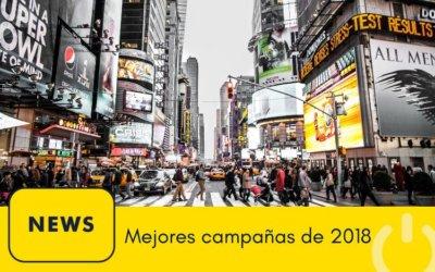 Las 5 mejores campañas de publicidad de 2018