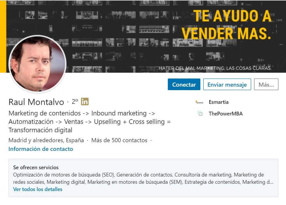 transformación digital Linkedin
