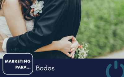 Marketing para bodas