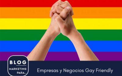 Marketing para empresas Gay Friendly
