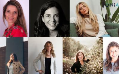 7 mujeres de referencia con las que trabajamos en ONiAd