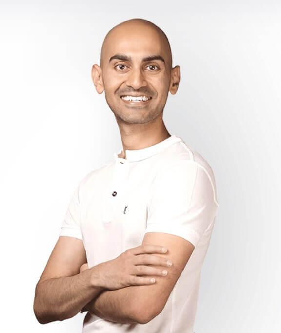 Neil Patel youtuber de marketing y redes sociales