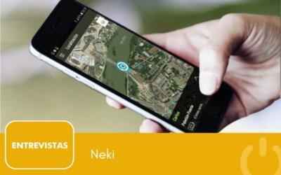 Neki, la startup aragonesa líder en dispositivos GPS para personas mayores