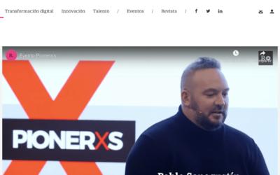 Pablo Sanagustín cuenta su historia emprendedora en El País Retina