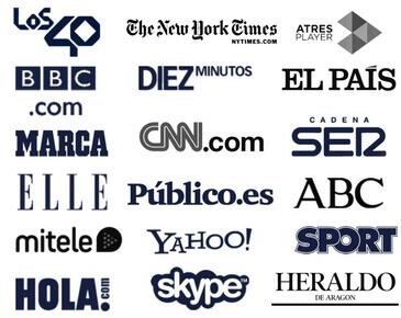 Publicidad periódicos digitales