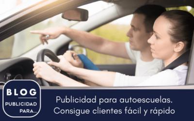Publicidad para autoescuelas: ideas de marketing para captar clientes