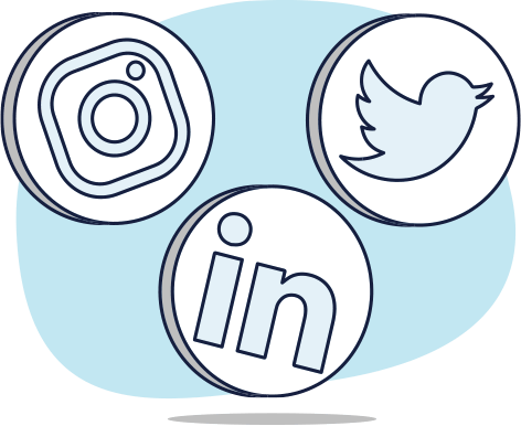 redes sociales de tiendas de decoración y muebles