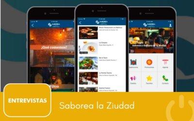 Saborea la Ziudad, la app que te ayuda a organizar tu plan perfecto en Zaragoza