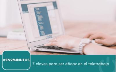 Diario de un trabajador en remoto: claves para ser eficaz con el teletrabajo