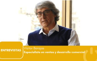 """Víctor Barajas: """"sin un método, una empresa es como un barco a la deriva"""""""